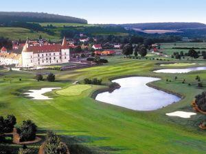 Golfbanen-Frankrijk-Golf-de-Chailly