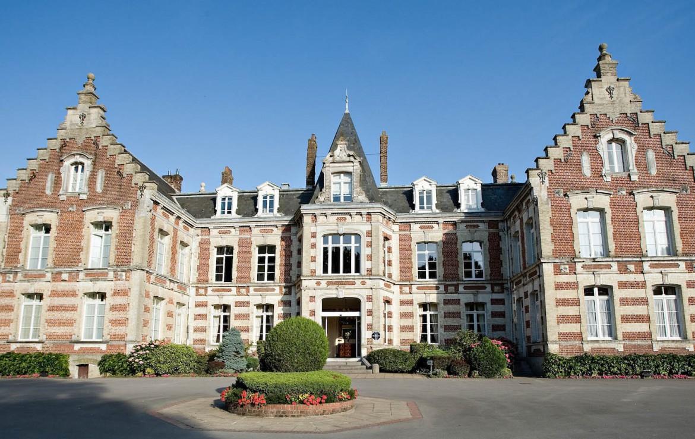 golf-expedition-golf-reizen-frankrijk-regio-pas-de-calais-chateau-tilques-villa-voorkant