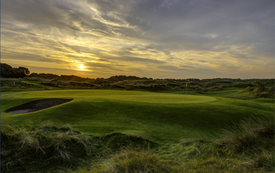golf-expedition-golf-reizen-ierland-regio-dublin-portmarnock-hotel-en-golf-links-golfbaan-zon-ondergang.jpg
